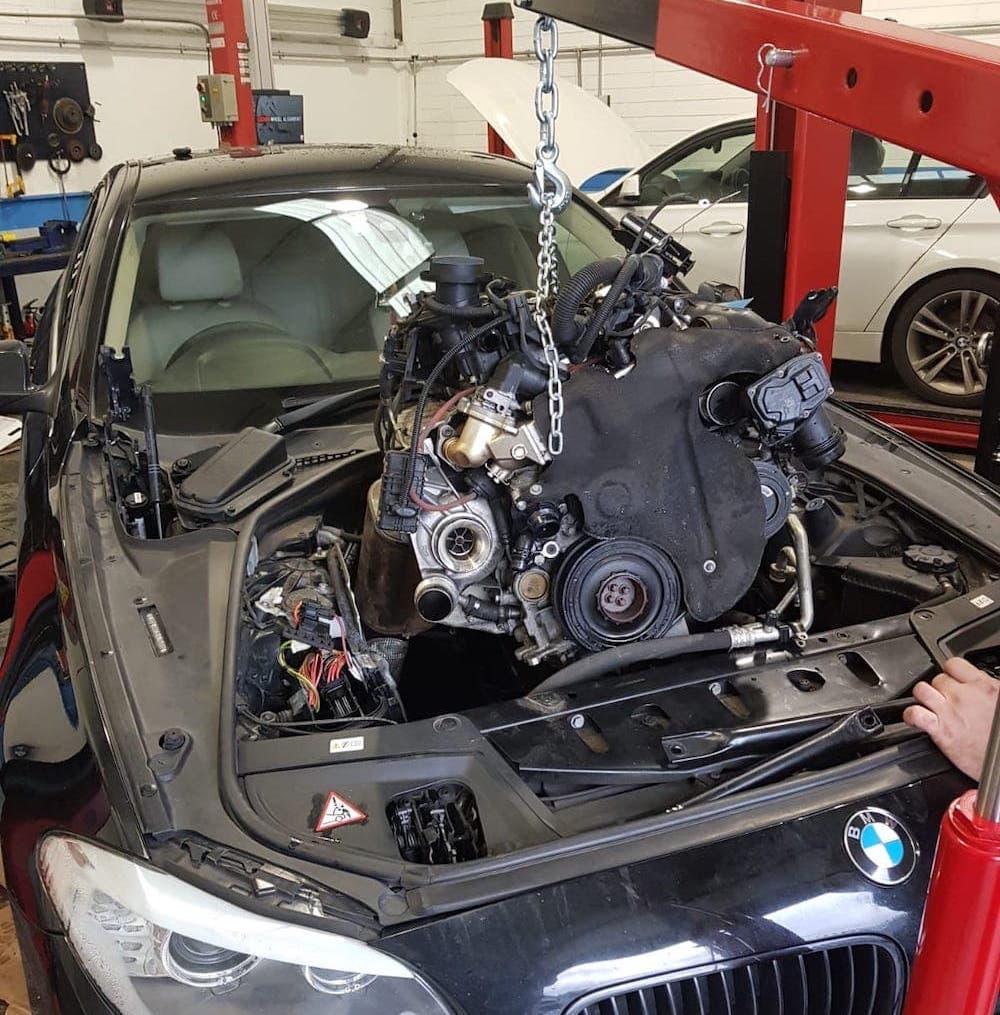 car mechanic Dublin
